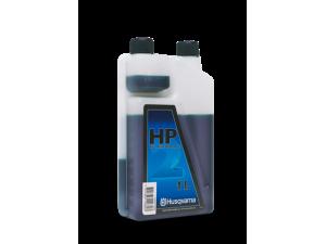 Olej Husqvarna HP 1l do silników dwusuwowych z dozownikiem