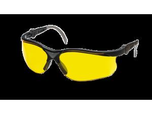 Okulary ochronne żółte  X Husqvarna