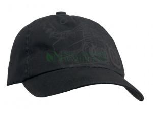 Czarna czapka z daszkiem Husqvarna Xplorer