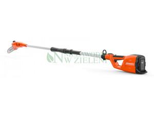 Edytuj: Podkrzesywarka akumulatorowa Husqvarna 115iPT4 - (Zestaw Ładowarka QC80 i Bateria BLi 10 ) | Piła do gałęzi na wysięgni