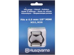 """Prowadnik pilnika do ostrzenia łańcucha Husqvarna H35 H36 3/8"""" 1,3mm"""