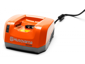 Ładowarka Akumulatorowa Husqvarna QC500| Sklep | Serwis| Ładowarka do ładowania baterii Husqvarna| Szybka ładowarka do akumulato