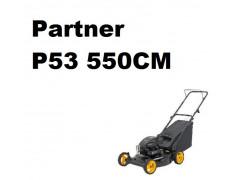 Kosiarka Spalinowa Partner P53 550 CM
